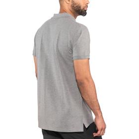 Fjällräven Övik - Camiseta manga corta Hombre - gris